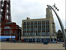 SD3035 : The Albert and the Lion, The Promenade, Blackpool by Brian Robert Marshall