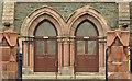 J3574 : Westbourne Presbyterian church, Belfast (2) by Albert Bridge