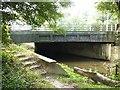TQ2742 : A23 bridge over the River Mole by Oliver Dixon