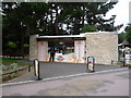 SZ0890 : Bournemouth: new refreshment kiosk in the Gardens by Chris Downer