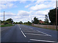 TG2013 : A140 Holt Road, Horsford by Adrian Cable