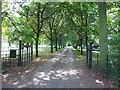 TM1138 : Driveway by Keith Evans