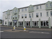 D1241 : The Marine Hotel, Ballycastle by Eric Jones