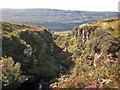 NG2754 : Allt Mainnir nan Gobhar gorge by Richard Dorrell