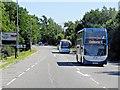 TL4259 : Stagecoach Cambridge Citi Bus on Madingley Road by David Dixon