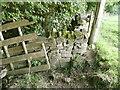 SE0920 : Stile on Elland Footpath 38 by Humphrey Bolton