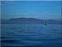 NG3799 : Shiants marker buoy by Toby Speight