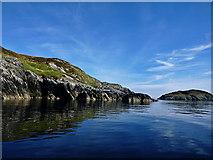 NB2500 : Eilean Dubh a' Bhàigh by Toby Speight