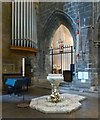 NS4863 : Paisley Abbey: the south transept by Lairich Rig