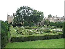 SP0327 : The gardens of Sudeley Castle by Sarah Charlesworth