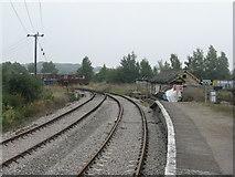 SO6301 : Lydney Junction station by M J Richardson