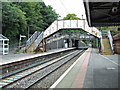 NS5471 : Bearsden railway station by Thomas Nugent