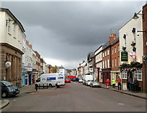 SO4959 : Broad Street Leominster by Jaggery