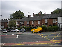 SK3487 : Top of Wilkinson Street, Sheffield by Richard Vince