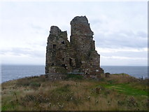 NO5101 : Ruins of Newark Castle by kim traynor