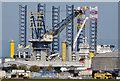 "J3677 : The ""Pacific Orca"", Belfast by Albert Bridge"