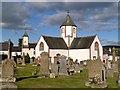 NT5347 : Lauder Old Parish Church by Walter Baxter