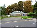 TQ2852 : South Merstham:  Battlebridge Amateur Boxing Club by Dr Neil Clifton