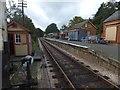 SX7863 : Staverton station by David Smith