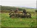 NU0437 : Disused Discs, near Catton Ridge by Graham Robson