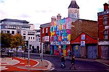 O1634 : Buildings along City Quay by Joseph Mischyshyn