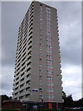SO9299 : Tower block off Wolverhampton Road by JThomas