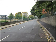 SE0824 : Swires Road - viewed from Westfield Street by Betty Longbottom
