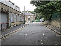 SE0824 : Westfield Street - looking towards Swires Road by Betty Longbottom