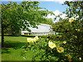 O0936 : Glasshouse, Farmleigh gardens by Carroll Pierce