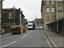 SE0824 : Hill Street - Savile Park Road by Betty Longbottom