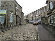 SE0824 : Brasset Street - Savile Park Road by Betty Longbottom