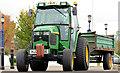 J3979 : John Deere tractor, Holywood by Albert Bridge