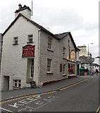 NY3704 : The Old Bridge House Fudge Shop, Ambleside by Jaggery