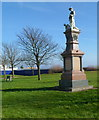 SS6392 : South African War Memorial in Swansea by Jaggery