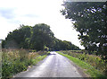 TM2793 : Low Road, Topcroft by Adrian Cable