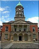 O1533 : Dublin Castle - Bedford Tower (1760) by Joseph Mischyshyn