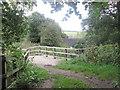 SE4006 : Bridges over the River Dearne at Storrs Wood by John Slater