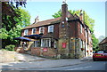 TQ5640 : The Red Lion by N Chadwick