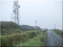 R2134 : Transmitter in the mist by Neville Goodman