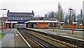 TQ2842 : Horley station, 1992 by Ben Brooksbank