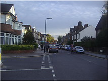 TQ2383 : College Road, Kensal Rise by David Howard