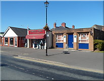 SO4382 : Samuel Wood Craven Arms office by Jaggery