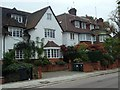 TQ2587 : Houses on West Heath Drive, Golders Green by Andrew Hill