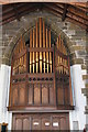 TF3986 : Organ, St Mary's church, Manby by J.Hannan-Briggs