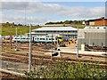 SD8500 : Queen's Road Tram Depot by David Dixon