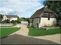 ST8260 : Buildings at Barton Farm by Humphrey Bolton