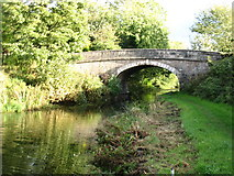 SD5383 : Crooklands Bridge by David Purchase