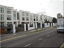 TQ2372 : Apartments in Queensmere Road, Wimbledon by Paul Gillett