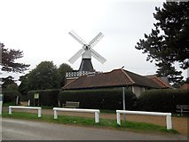 TQ2372 : Wimbledon Common Windmill by Paul Gillett