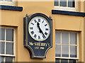 J1246 : Canavan clock, Banbridge by Albert Bridge